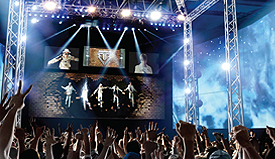 K-POP Performance Image