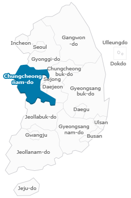 Chungcheongnam-do