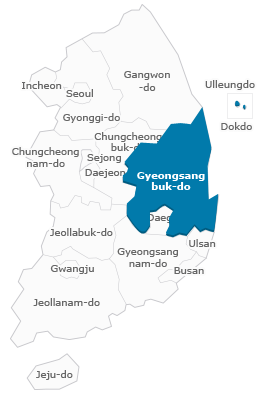 Gyeongsangbuk-do