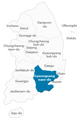 Gyeongsangnam-do