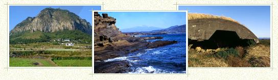10コース 和順海水浴場~下摹海水浴場 (14キロ/4-5時間所要)