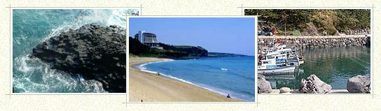 8コース ウォルピョン浦~大坪浦(17.6キロ/5時間 30分所要)