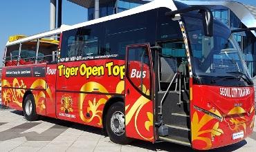 人気観光地を巡るソウルシティツアーバス、4月3日から運行再開!
