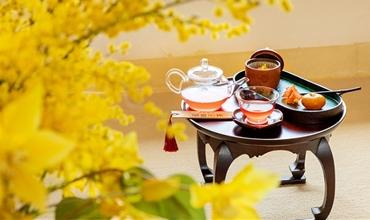今年も営業開始!景福宮で伝統茶菓体験 '生果房'