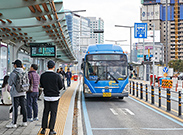 外国人バス旅行者のための大邱旅行法