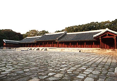 宗廟の永寧殿