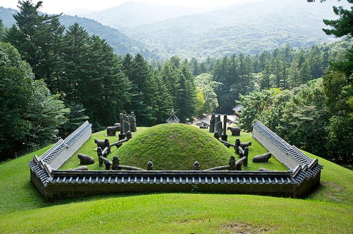 朝鮮王陵の画像 p1_38