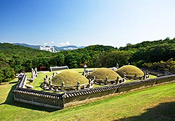九里東九陵の景陵