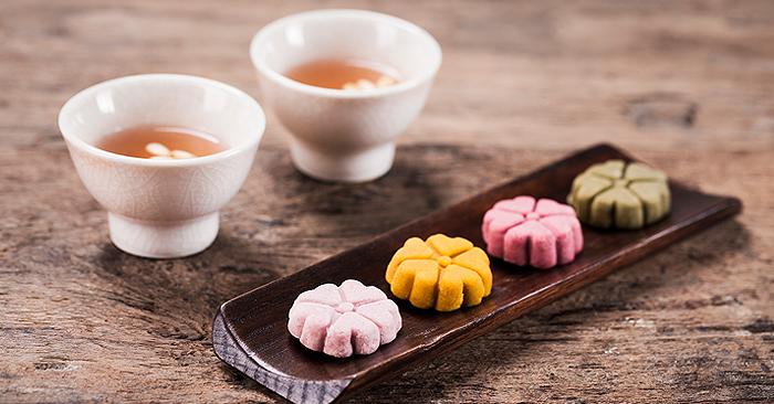 デザート類(飲み物&韓国菓子)