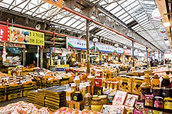 済州東門在来市場