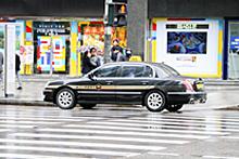 模範タクシー