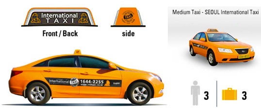 International Taxis