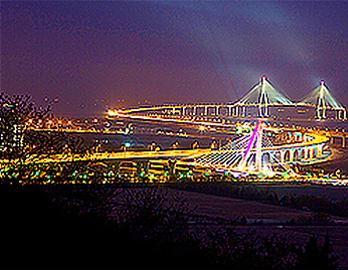 仁川大橋(通過)