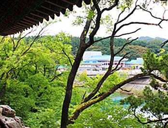 三陟竹西楼(サムチョクチュクソル)