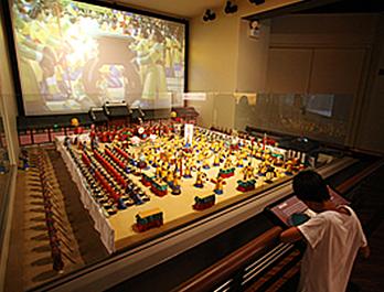 水原華城博物館(スウォンファソンパンムルグァン)