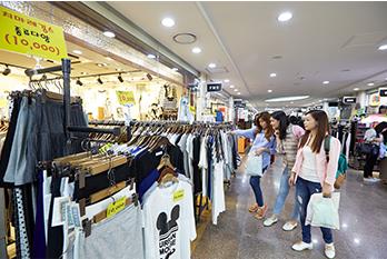 GOTO MALL(江南高速ターミナル地下ショッピングモール)