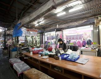 중앙시장 만두 칼국수골목 사진3