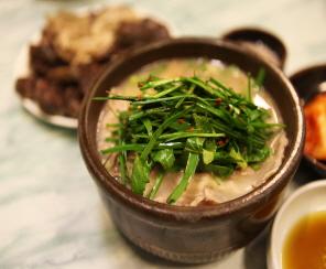 돼지국밥 사진