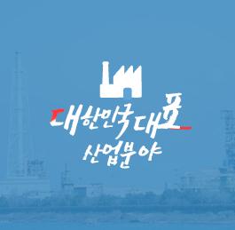 대한민국 대표 산업분야