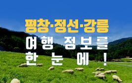 평창·정선·강릉, 열정이 넘치는 강원도로 떠나자!  사진