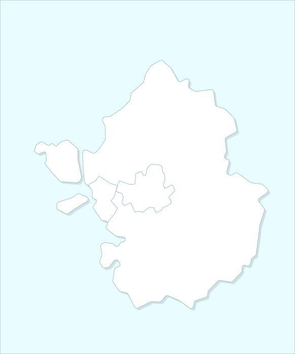 Сеул/Провинция Кёнги-до/Инчхон карта