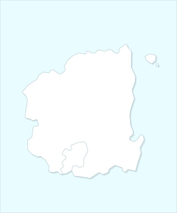 Провинция Кёнсан-букдо карта
