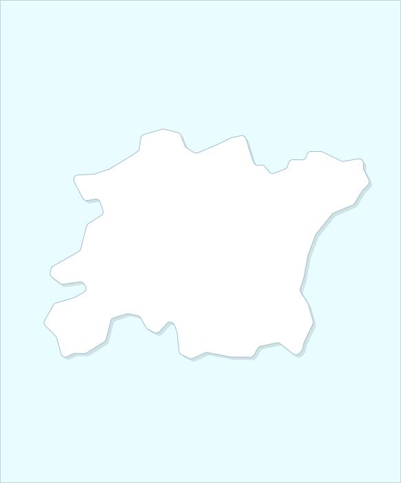 Провинция Чолла-букдо карта