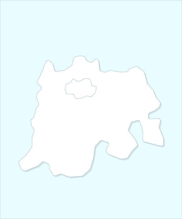 Провинция Чолла-намдо карта