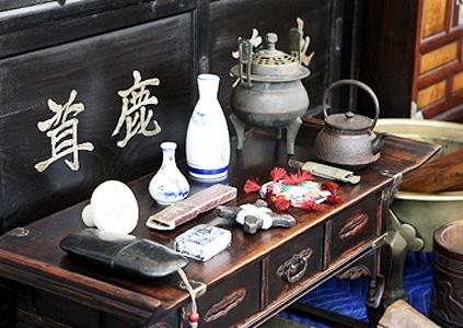 Сеульский традиционный блошиный рынок