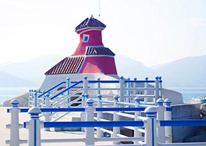 Морской ботанический сад Ведо (Oedo-Botania)