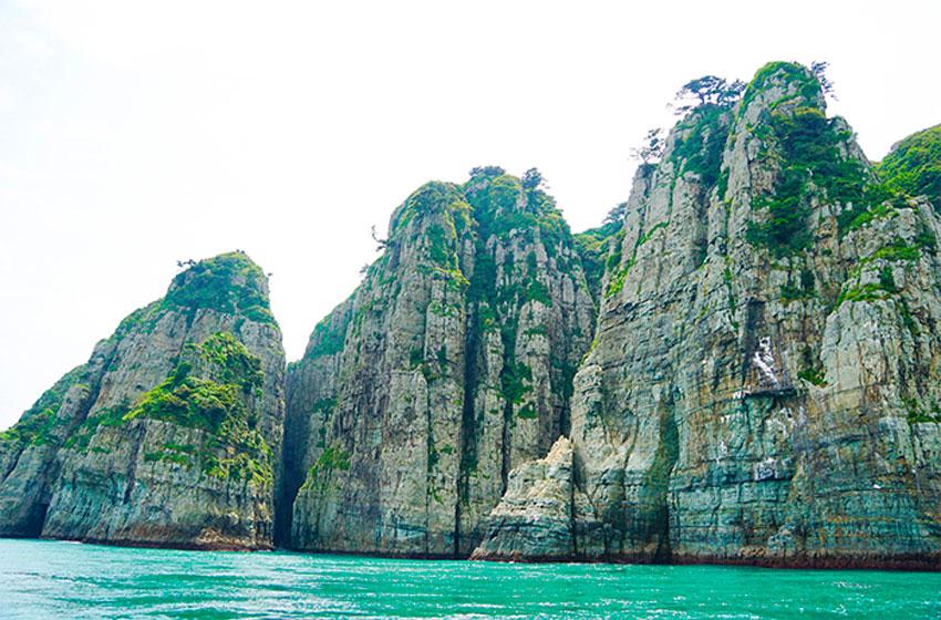 Каменный остров Хэгымган