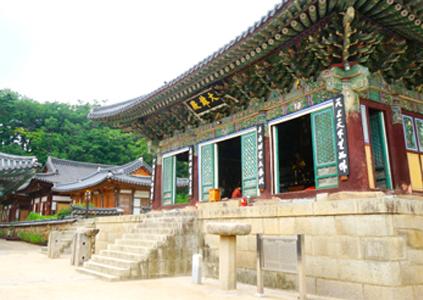 Главное здание Тэунчжон