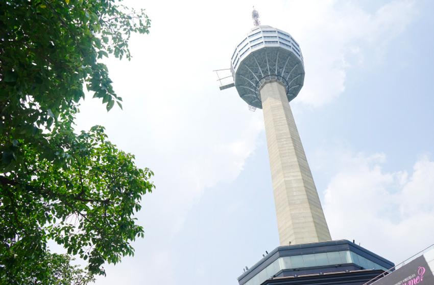 Внешний вид Башни «E-World 83 Tower»