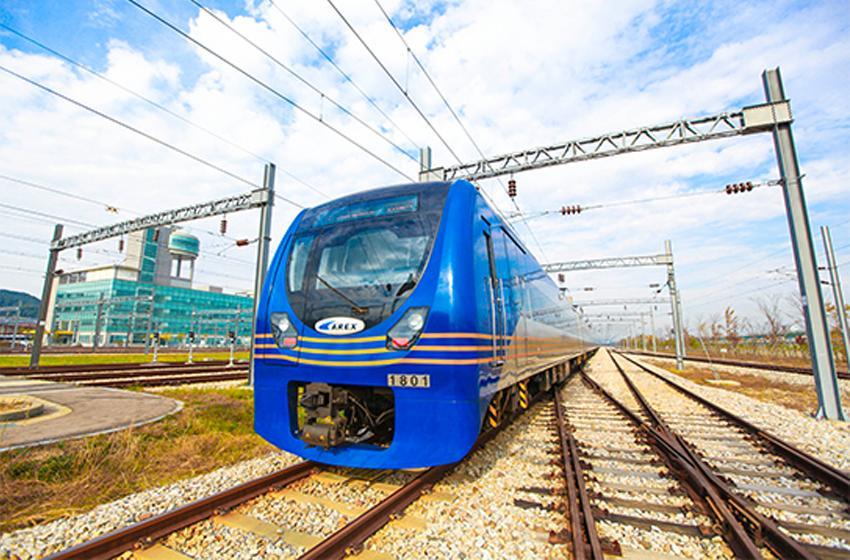 Внешний вид скоростного поезда (Источник: AREX)