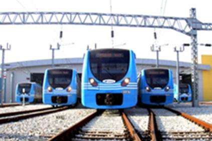 Обычный поезд (Источник: AREX)