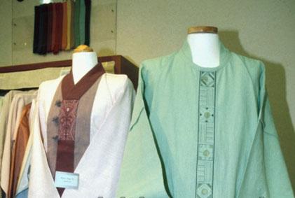 Сэнхваль ханбок (Повседневный костюм)