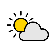 Bastante nublado