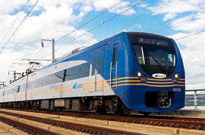 Tren directo (cortesía de AREX).