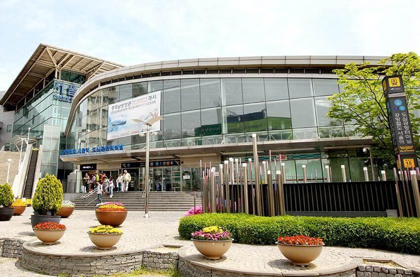 Seoul Station City Airport Terminal (cortesía de AREX)