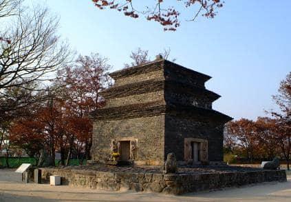 Pagoda Mojeon-seokgap