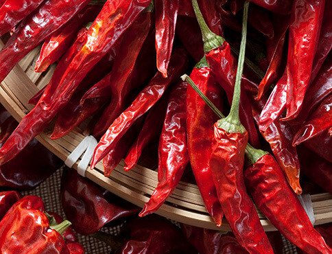 Pimientos Rojos Picantes