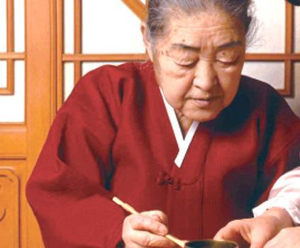Segunda máster de la cocina de la realezaHwang Hae-sung