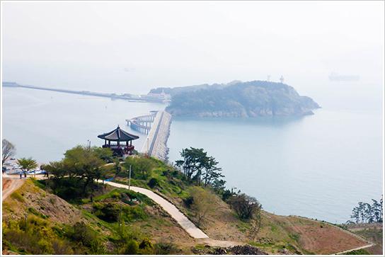 写真:梧桐島