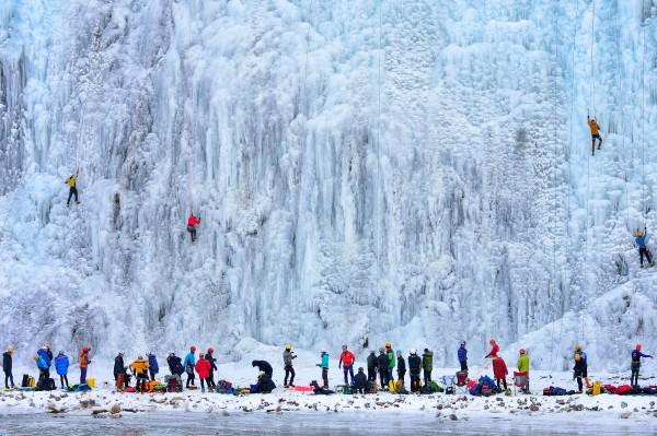 빙벽의 함성