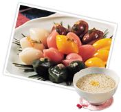 Красота корейской кухни