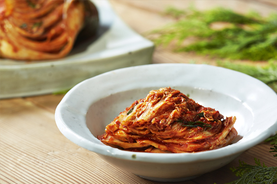 Пэчху кимчхи (Baechu-kimchi)