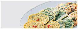 Jeon (platos fritos en sarten)