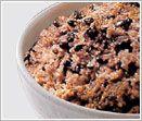Bap (arroz hervido) y Juk (gachas)