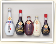 "Licor ""Bokbunjaju"" de Gochang"