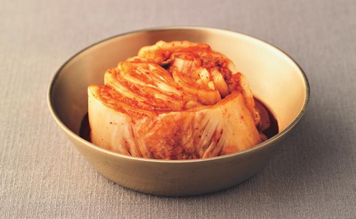 <em>Kimchi</em>.